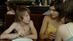 The Blonde with Bare Breasts (2010) - La blonde aux seins nus