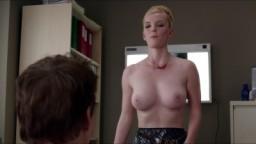 Betty Gilpin Nude - Nurse Jackie S05 (2014)